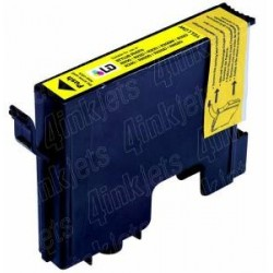 16ML Compatible Epson Stylus Photo R800/R1800 -Amarillo