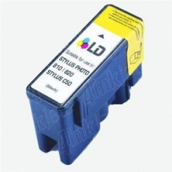 Compatible Epson Stylus Photo 810/830/830U/925/935-Negro