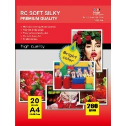 10X15 R4 High Glossy Inkjet Photo Paper 180g-50 Fogli