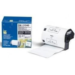Blanco102mmX51mm 600psc paraBrother P-Touch QL1000 1050 1060