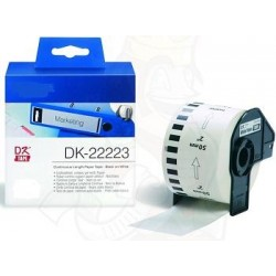 Blanco 50mmX30.48m para Brother P-Touch QL1000 1050 1060